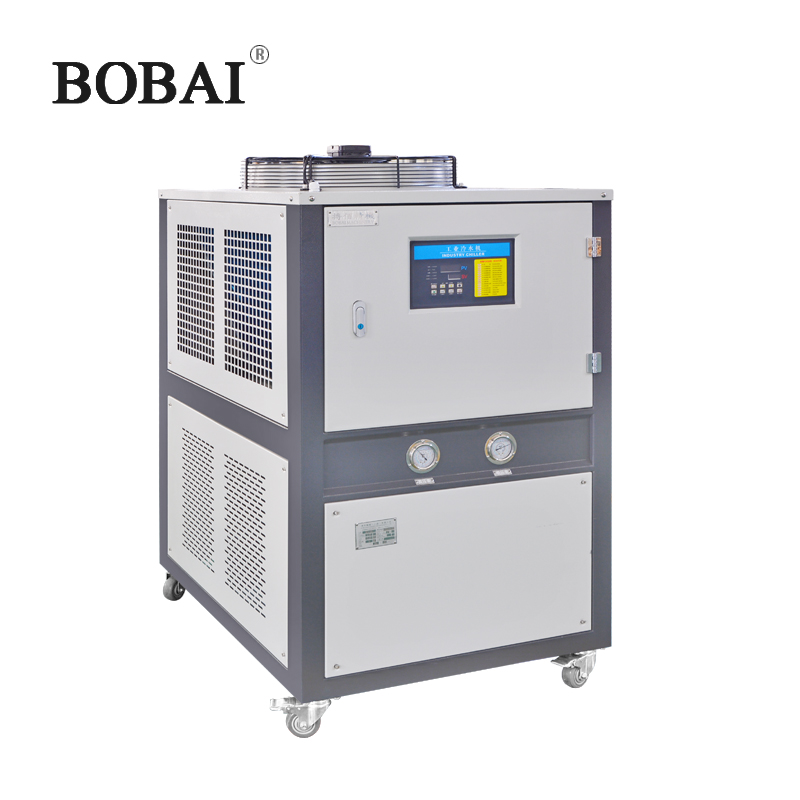 What Is An Air Cooled Chiller & How Does It Work?