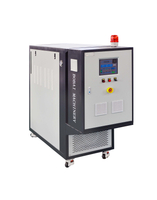 60kw 300℃ High Temperature Conduction Oil Heater for Melamine Molding Machine