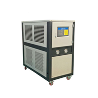 BOBAI Air-cooled Chiller for Plastic Bottle Injection Molding Machine