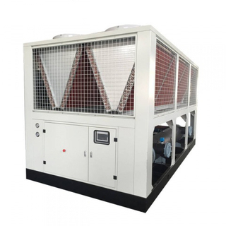 High Standard Air Screw Cooled Chiller for Extruder