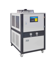 Industrial Air Cooled Chiller for Water Immersion Inner Tank