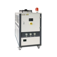 Bobai Bottle Blowing Machine Chiller Air Cooled 1hp 2hp 3hp 5hp 10hp